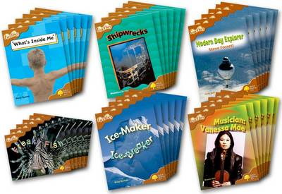 Oxford Reading Tree: Level 8: Fireflies: Class Pack (36 books, 6 of each title)