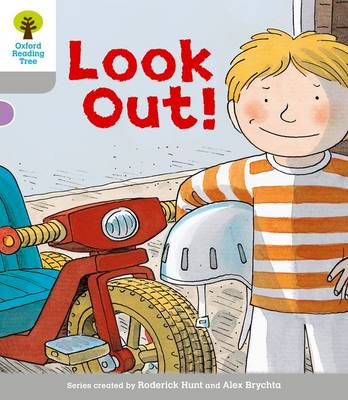 Oxford Reading Tree: Level 1: Wordless Stories A: Look Out