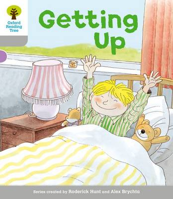 Oxford Reading Tree: Level 1: Wordless Stories A: Getting Up