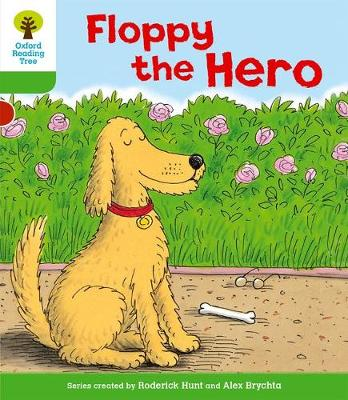 Oxford Reading Tree: Level 2: More Stories B: Floppy the Hero