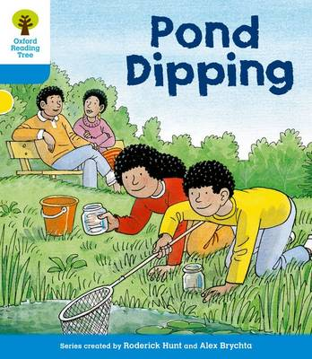 Oxford Reading Tree: Level 3: First Sentences: Pond Dipping