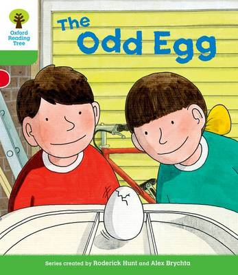 Oxford Reading Tree: Level 2: Decode and Develop: The Odd Egg