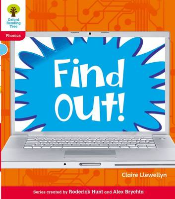 Oxford Reading Tree: Level 4: Floppy's Phonics Non-Fiction: Find Out!