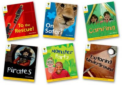 Oxford Reading Tree: Stage 5: Floppy's Phonics Non-fiction: Pack of 6