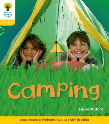 Oxford Reading Tree: Level 5: Floppy's Phonics Non-Fiction: Camping