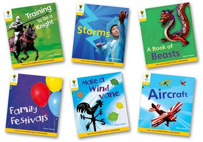 Oxford Reading Tree: Stage 5 and 5a: Floppy's Phonics Non-fiction: Pack of 6 (Stage 5a)