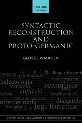Syntactic Reconstruction and Proto-Germanic