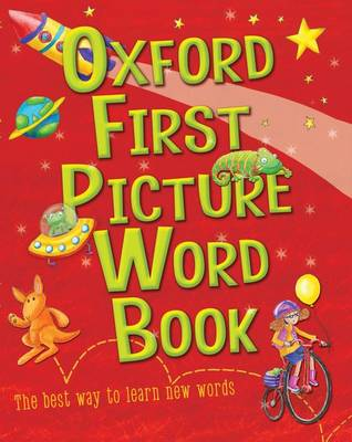 Oxford First Picture Word Book