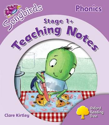 Oxford Reading Tree: Level 1+: More Songbirds Phonics: Teaching Notes