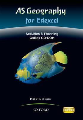 AS Geography for Edexcel Activities & Planning OxBox CD-ROM