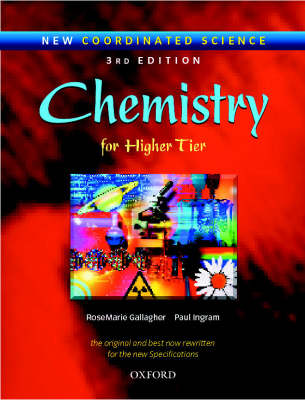 New Coordinated Science: Chemistry Students' Book: For Higher Tier