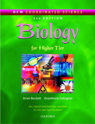 New Coordinated Science: Biology Students' Book: For Higher Tier