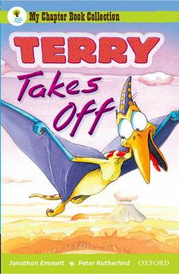 Oxford Reading Tree: All Stars: Pack 1A: Terry Takes off