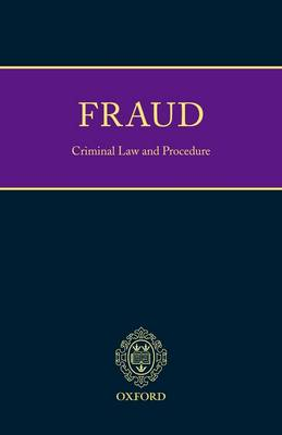 Montgomery and Ormerod on Fraud: Criminal Law and Procedure