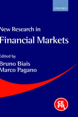 New Research in Financial Markets