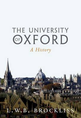 The University of Oxford: A History