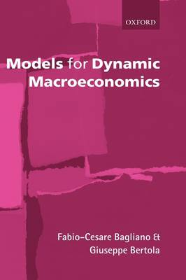 Models for Dynamic Macroeconomics