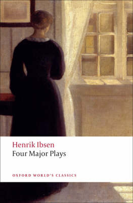 Four Major Plays: (Doll's House; Ghosts; Hedda Gabler; and the Master Builder): Doll's House; Ghosts; Hedda Gabler; and the Master Builder