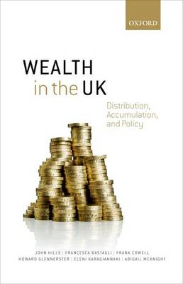 Wealth in the UK: Distribution, Accumulation, and Policy