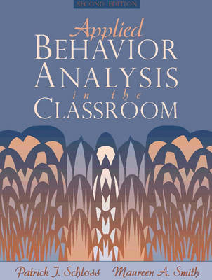 Applied Behavior Analysis in the Classroom
