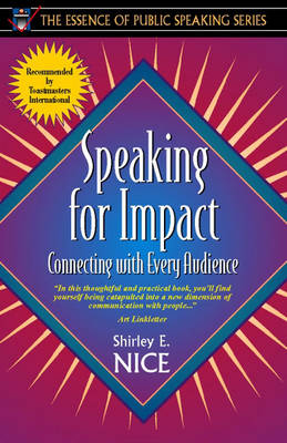 Speaking for Impact: Connecting with Every Audience