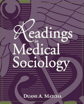 Readings in Medical Sociology