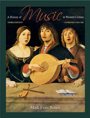 A History of Music in Western Culture