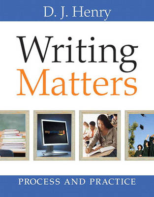 MyWritingLab with Pearson eText -- Standalone Access Card -- for Writing Matters