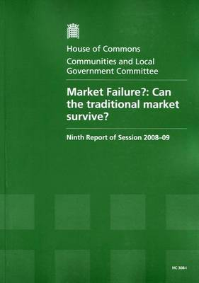 Market Failure?: Can the Traditional Market Survive?