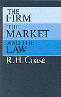coase essays on economics and economists Essays on the coase theorem this is why coase and a few other economists have often complained later on that the coase theorem coase on the nature of economics.