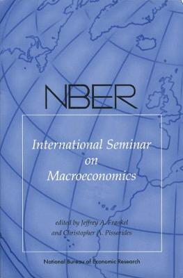 NBER International Seminar on Macroeconomics: v. 3