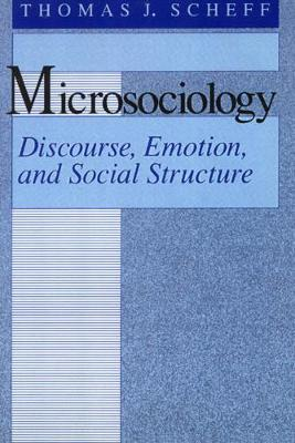 Microsociology: Discourse, Emotion and Social Structure