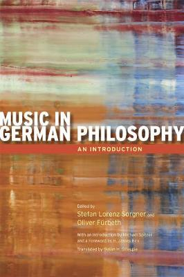 Music in German Philosophy: An Introduction