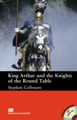 King Arthur and the Knights of the Round Table - Book and Audio CD
