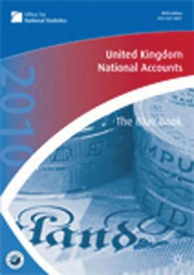 United Kingdom National Accounts 2011: The Blue Book