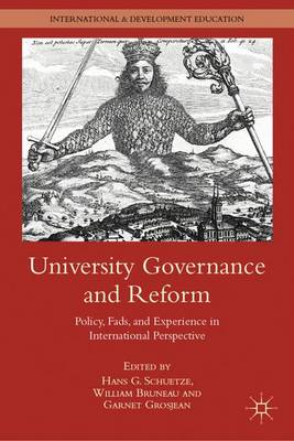 University Governance and Reform: Policy, Fads, and Experience in International Perspective