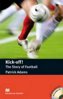 Kick Off - The Story of Football - Book and Audio CD