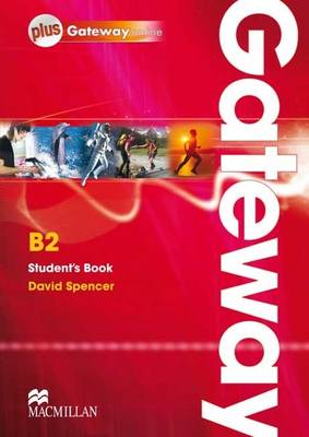 Gateway B2 Student Book and Webcode Pack