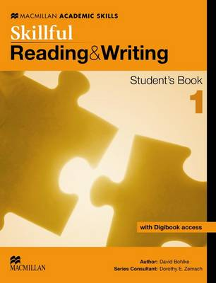 Skillful - Reading and Writing - Level 1 Student Book + Digibook