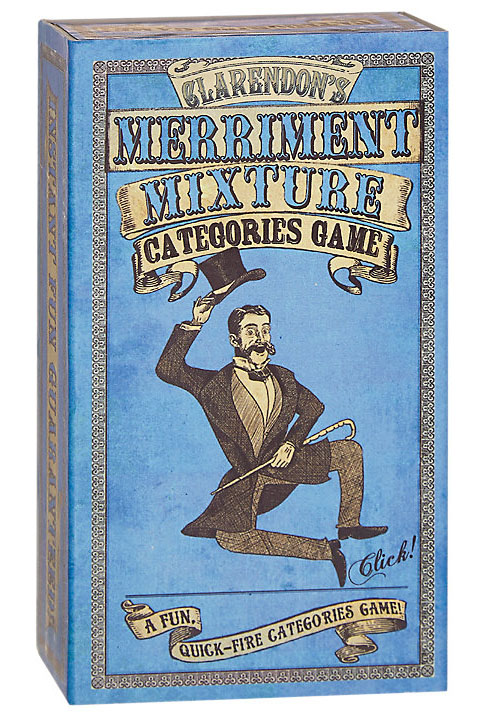 Merriment Mixture - Categories Game