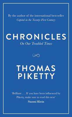 Chronicles: On Our Troubled Times