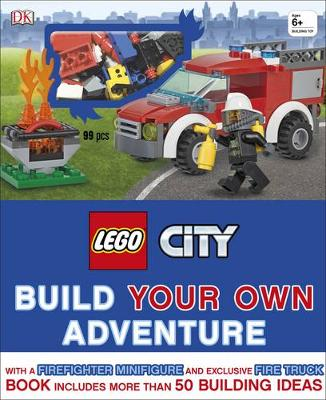 LEGO (R) City Build Your Own Adventure: With Minifigure and exclusive model