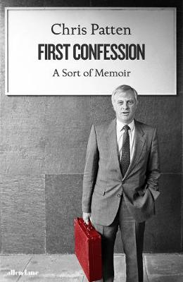 First Confession: A Sort of Memoir