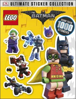 The LEGO Batman Movie Ultimate Sticker Collection