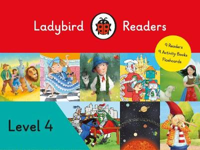 Ladybird Readers Level 4 Pack