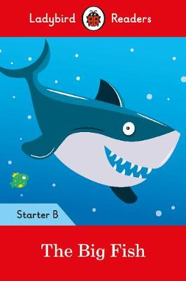 The Big Fish: Ladybird Readers Starter Level B