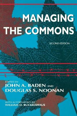 Managing the Commons, Second Edition