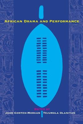 African Drama and Performance