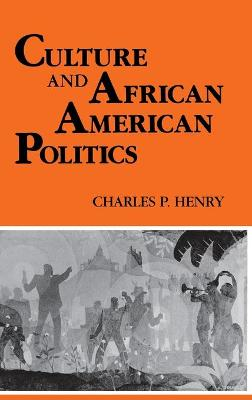 Culture and African American Politics