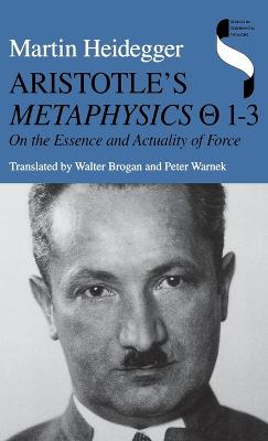 Aristotle's Metaphysics  1-3: On the Essence and Actuality of Force
